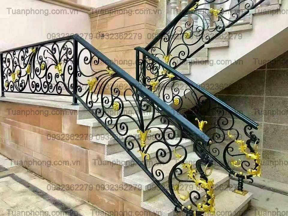 48408367 364579104308973 8367029216721502208 n - 100+ mẫu lan can-cầu thang sắt nghệ thuật cổ điển đẹp xuất sắc