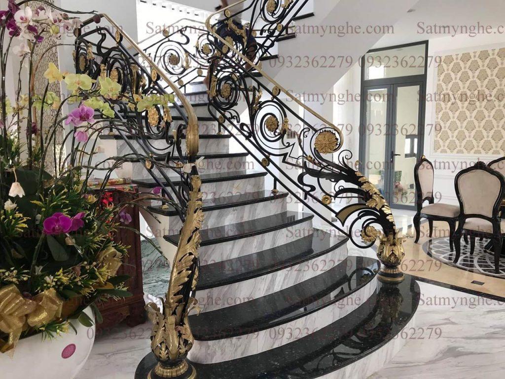 a798359abe4858160159 1024x768 - 100+ mẫu lan can-cầu thang sắt nghệ thuật cổ điển đẹp xuất sắc