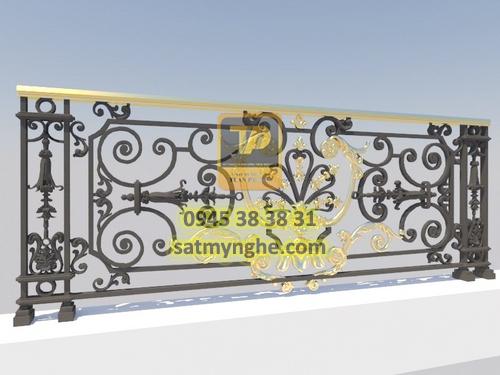ban cong sat my nghe 06 1 - top 500+ mẫu ban công (balcons iron art) sắt mỹ nghệ đẹp nhất