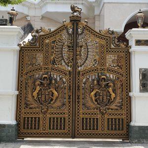 cua cong hop kim nhom 05 300x300 - Cổng Nhôm-05