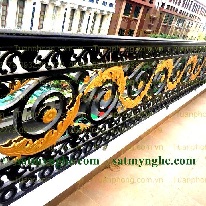 BC S13 - top 500+ mẫu ban công (balcons iron art) sắt mỹ nghệ đẹp nhất