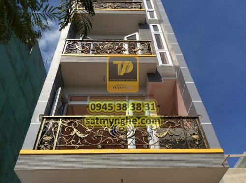 ban cong sat my nghe 32 - top 500+ mẫu ban công (balcons iron art) sắt mỹ nghệ đẹp nhất